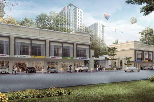 Pasadena Terrace_Putraland